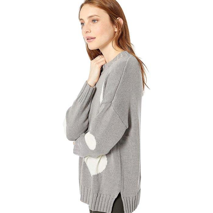 Cable Stitch Intarsia Sweater
