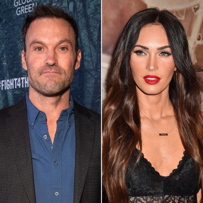 Brian Austin Green Said He Got His 'Self-Worth' From 'Wife' Megan Fox Months Before Split
