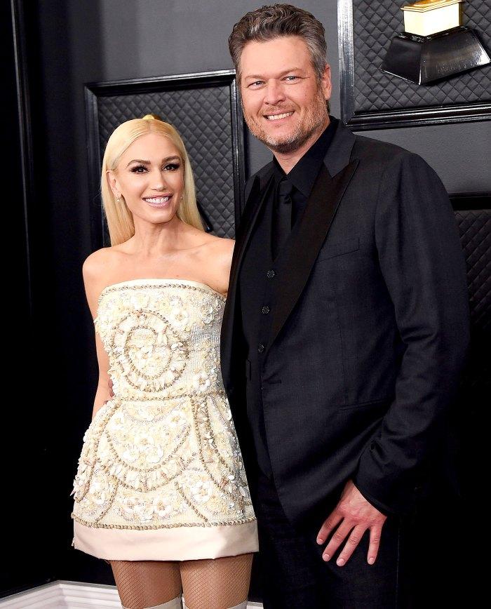 Gwen Stefani Reveals Her Biggest Dream for Her Wedding to Blake Shelton 1