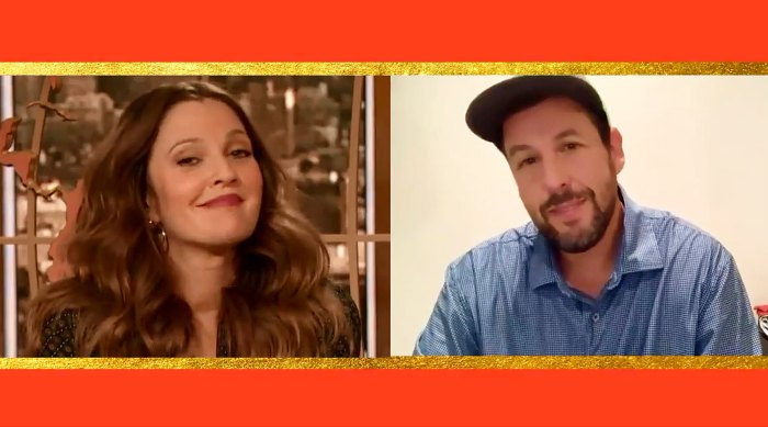 Drew Barrymore Adam Sandler Tease 4th Movie Together