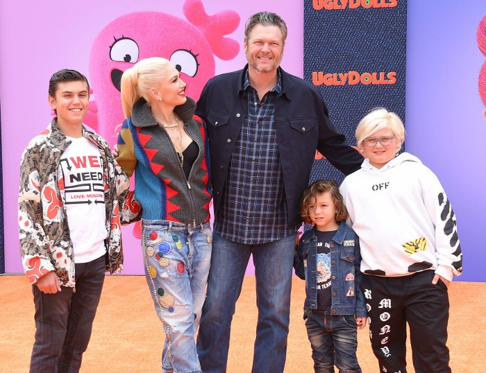 Gwen Stefani Opens Up About Sons Dyslexia