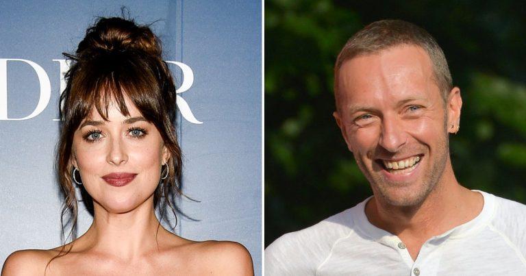 Are Dakota Johnson and Chris Martin Engaged?