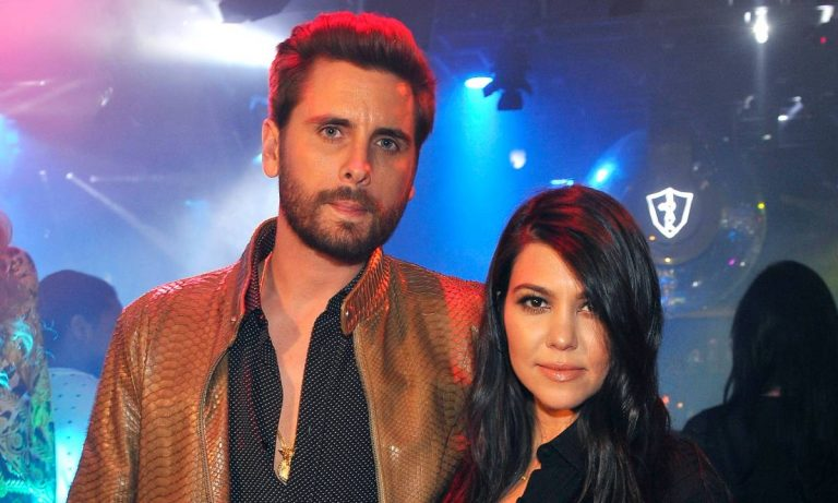 Scott Disick Praises His Baby Mama, Kourtney Kardashian – See His Message For Her