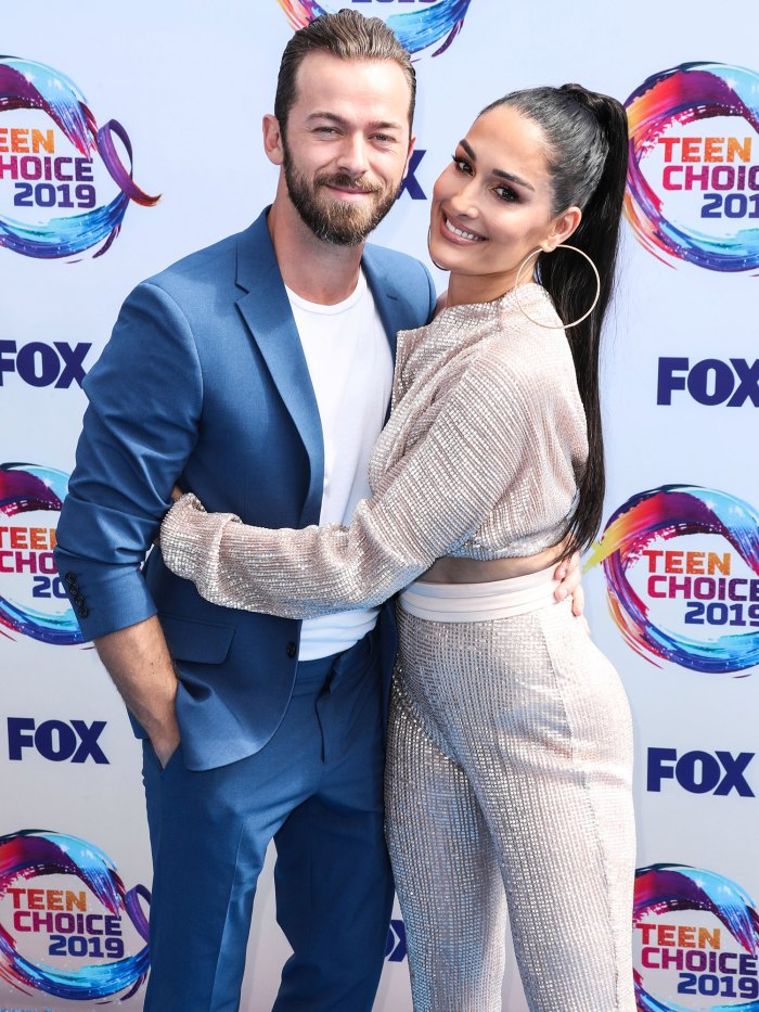 Nikki Bella Says She and Artem Chigvintsev Plan to Get Married in Fall 2021, Details Dream Setting