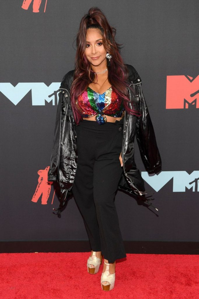 Nicole Snooki Polizzi Has Moved On From Jersey Shore