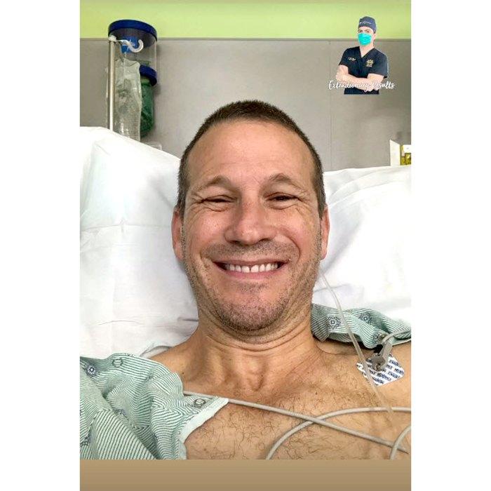 Ashley Hebert Drives JP Rosenbaum Home From Surgery After Split