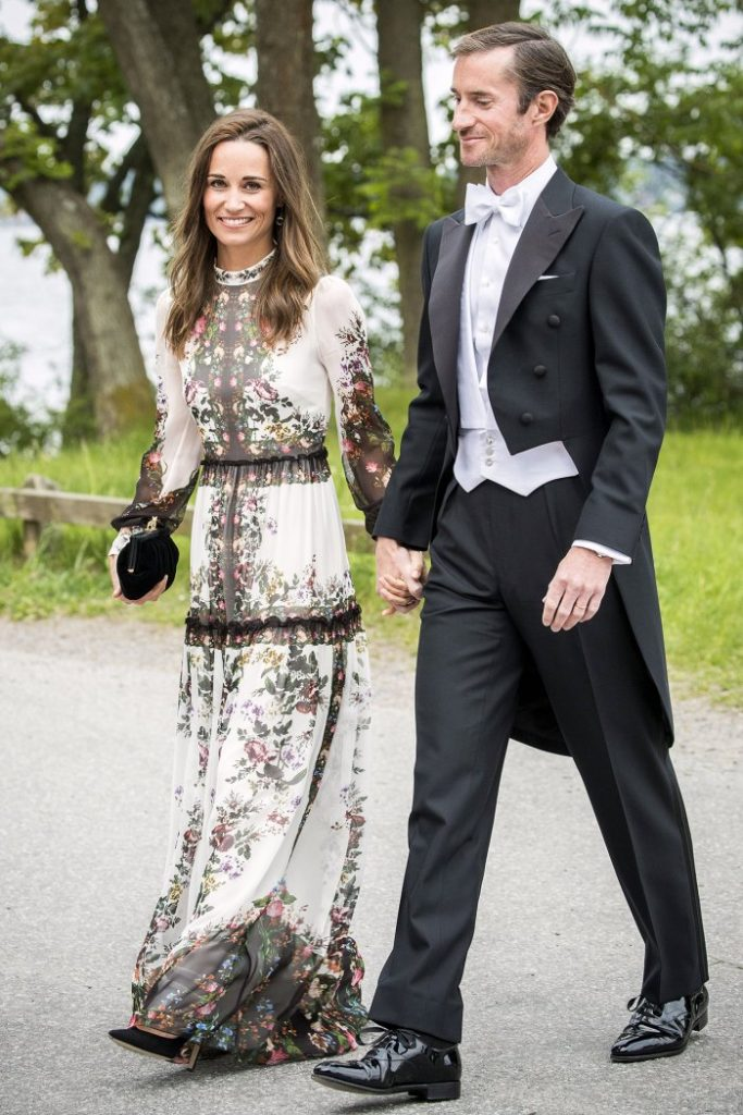 Pippa Middleton Is Pregnant Expecting 2nd Child With Husband James Matthews