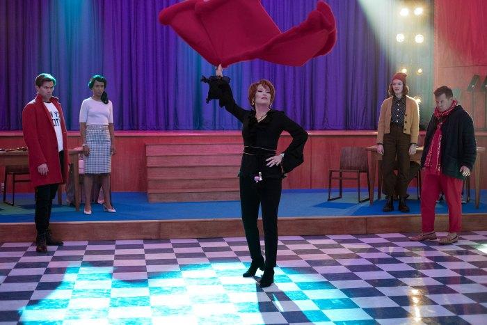 The Prom Meryl Streep