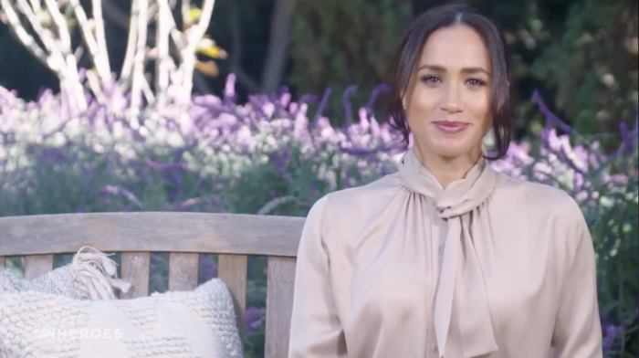Meghan Markle Guests on 'CNN Heroes' in 1st Public Appearance Since Revealing Miscarriage