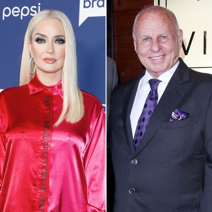 Erika Jayne Husband Tom Girardi Responds to Divorce Filing