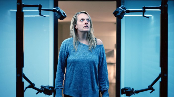 Elisabeth Moss in The Invisible Man Top Movies of 2020