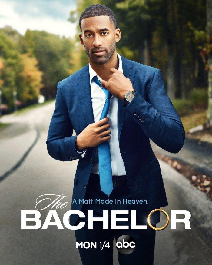 Matt James Bachelor Promo