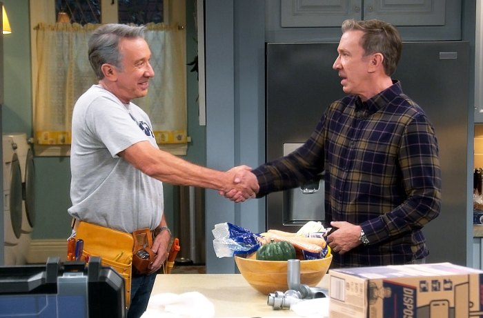 Tim Allen Reprises Home Improvement Role Tim the Toolman Last Man Standing
