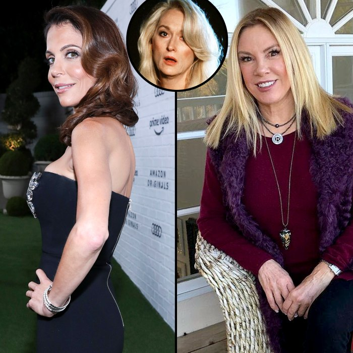 Bethenny Compares Ramona Death Becomes Her Amid Plastic Surgery Rant