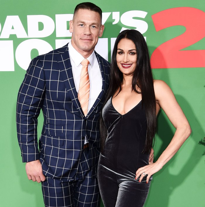 Nikki Bella Sends Belated Congratulations to Ex-Fiance John Cena After Marrying Shay Shariatzadeh