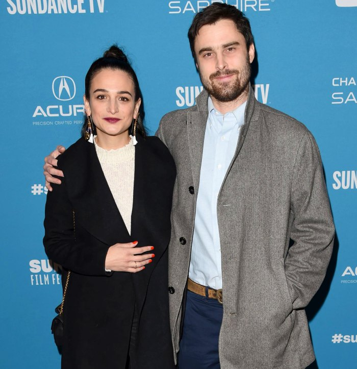 Jenny Slate Is Pregnant Expecting Baby No. 1 With Fiance Ben Shattuck 1
